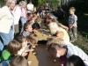 Konkurs jedzenia babeczek smietankowych bez użycia rąk