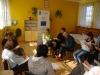 Omawianie zagadnień przez uczestniczki spotkania