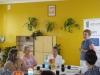 Objaśniaine uczestnikom programu przez pracowników MOPS Żnin zaplanowanych zadań w ramach programu Aktywności Lokalnej 2009