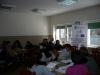 Spotkanie rekrutacyjne z mieszkankami wsi Sielec w ramach projektu Aktywni lokalnie