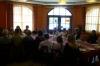 Uczestnicy projektu Aktywni, zintegrowani, silniejsi słuchają prelekcji